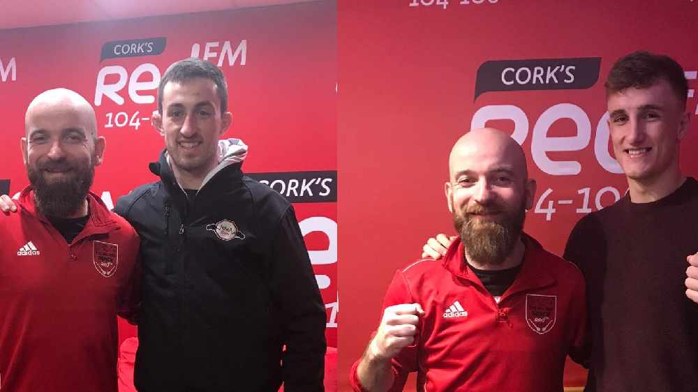 Cork fighters prepare for professional debuts at Cage Warriors