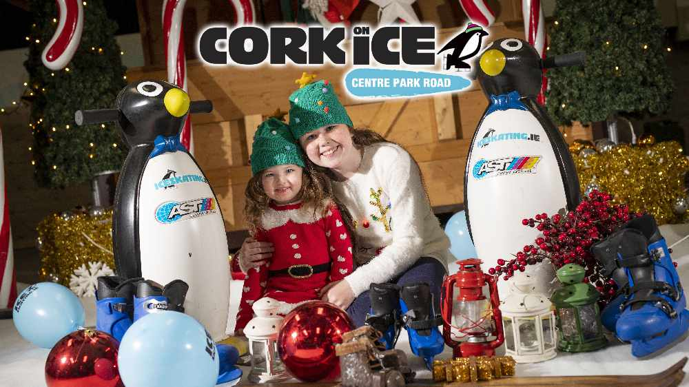 Win Family Passes To Cork On Ice!