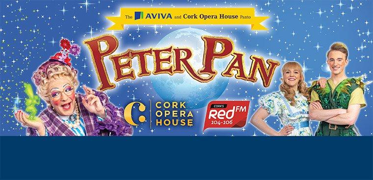Peter Pan At The Cork Opera House