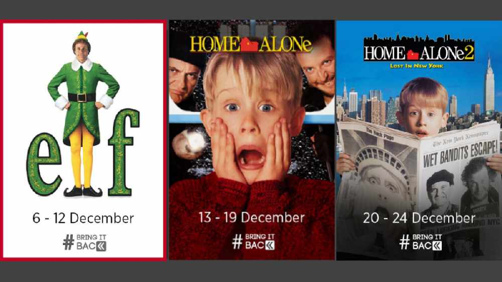 #BringItBack - Buddy The Elf!, Home Alone & Home Alone 2: Lost In New York