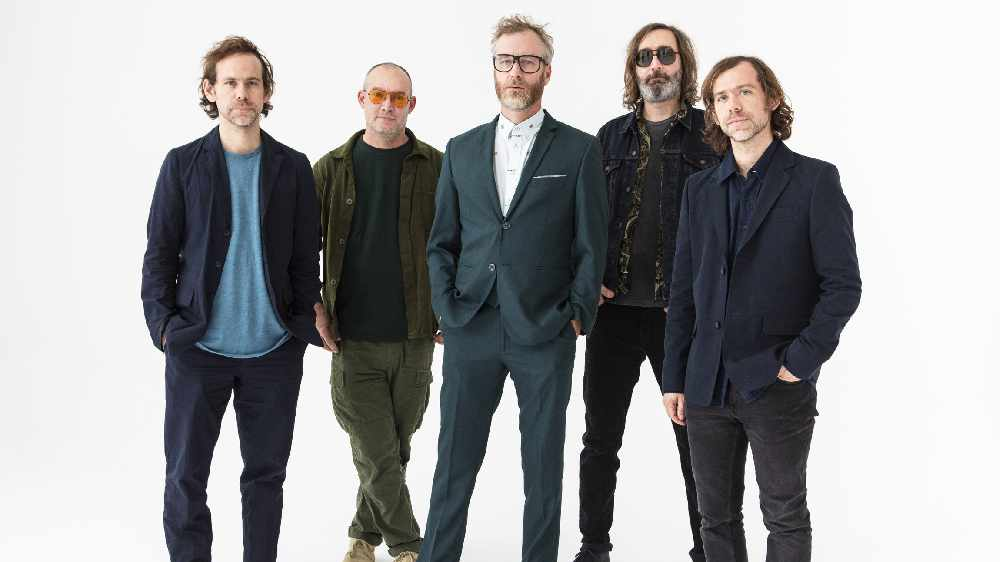 The National Announce Live At The Marquee Show