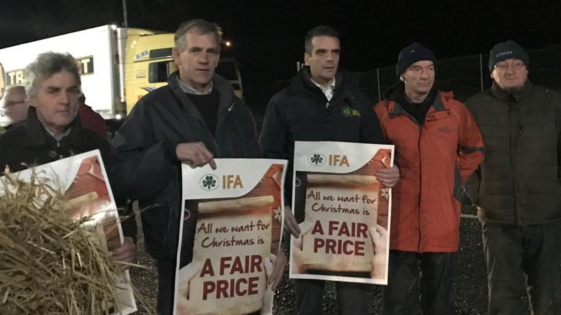 Farmers Will Continue Their Campaign Over Beef Prices Today