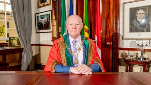 LISTEN BACK: Cllr John Sheehan spoke to Neil about the highs and lows during his year as Lord Mayor of Cork