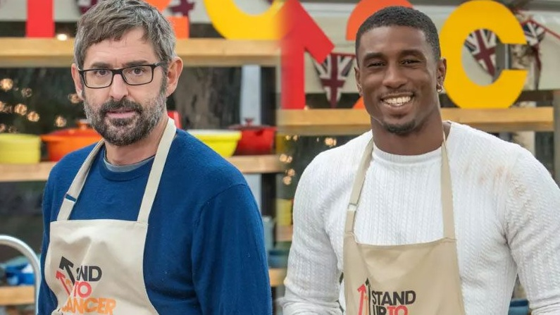 Louis Theroux, James Blunt and Ovie Soko Sign Up For The Great Celebrity Bake Off