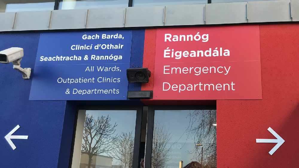 Up To 5 People Are Reported To Have Slept On The Floor Of The A&E Waiting Room At CUH Last Night