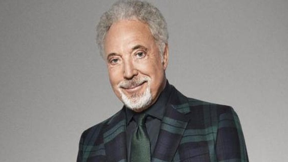 Tom Jones Announces Cork Gig
