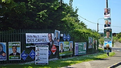 Country On Brink Of General Election