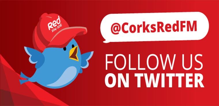 Cork's RedFM on Twitter