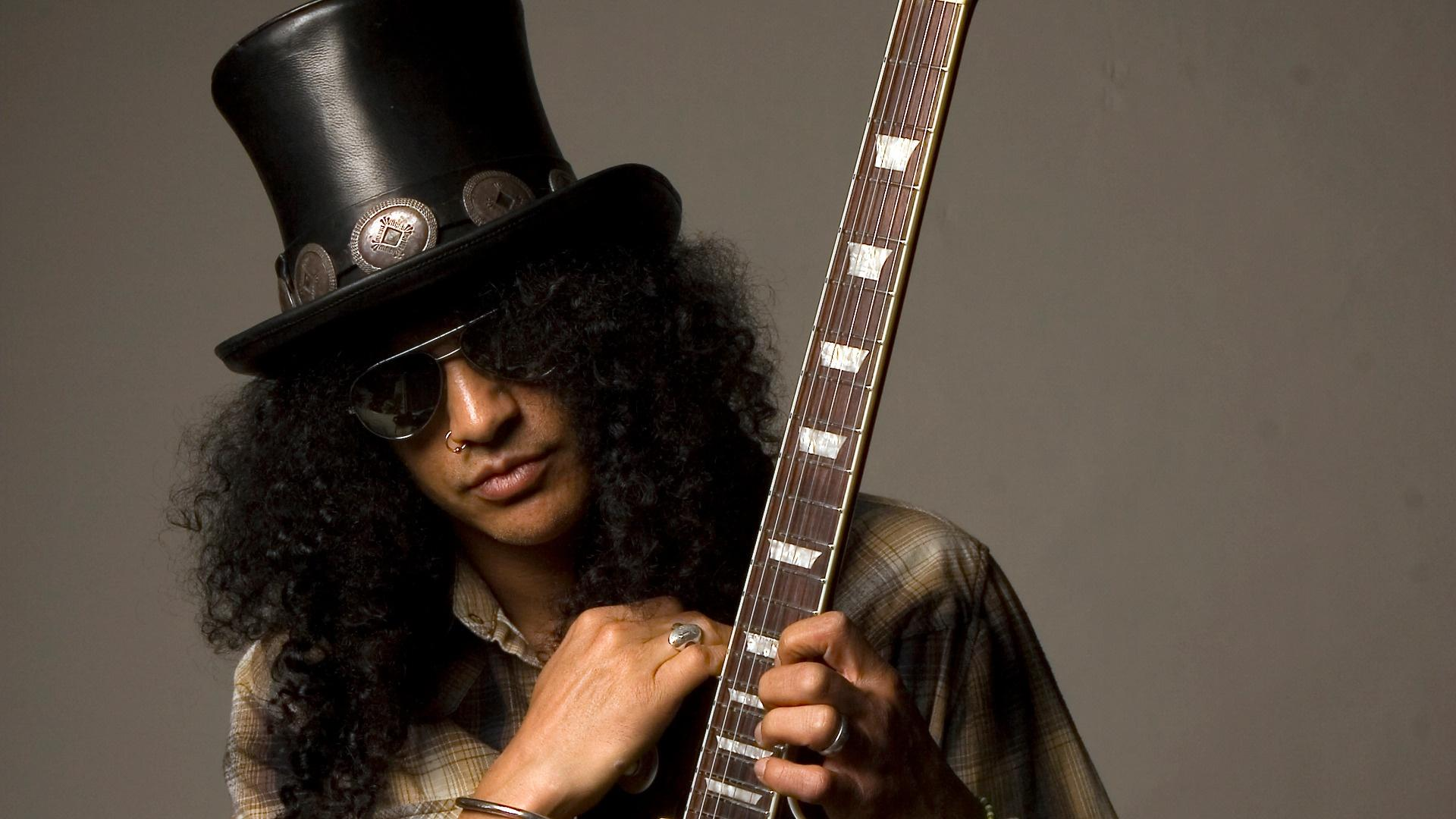 LISTEN: KC Speaks To Guns N Roses' Slash!