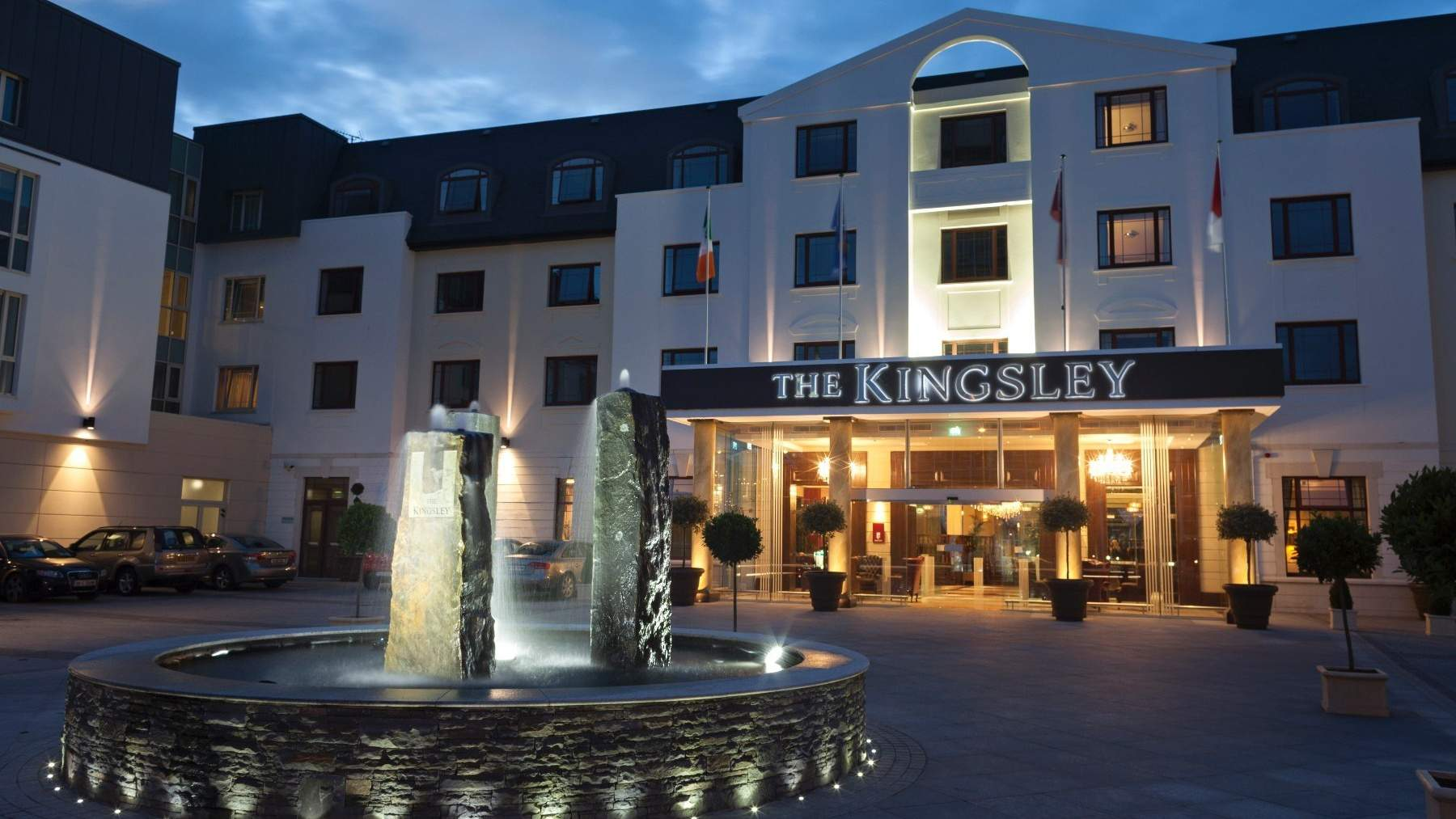 Win Afternoon Tea Plus A Festive Meal At The Kingsley!