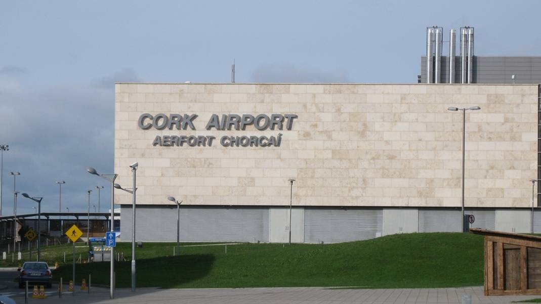 Cork Airport awarded the world's second happiest airport