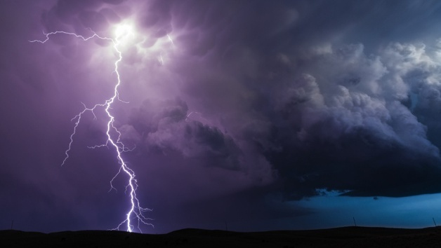 Thunderstorms expected across Munster this evening and tonight