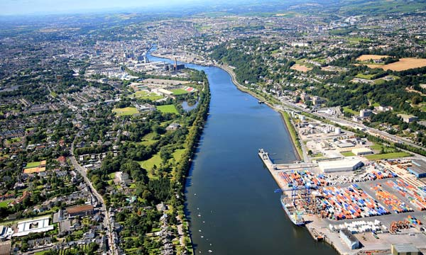 Cork Ranks Second On List Of Small European Cities With The Most Economic Potential
