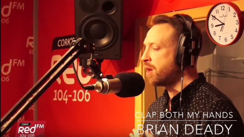"WATCH: Cork's Brian Deady Performs ""Clap Both My Hands"" On The KC Show"