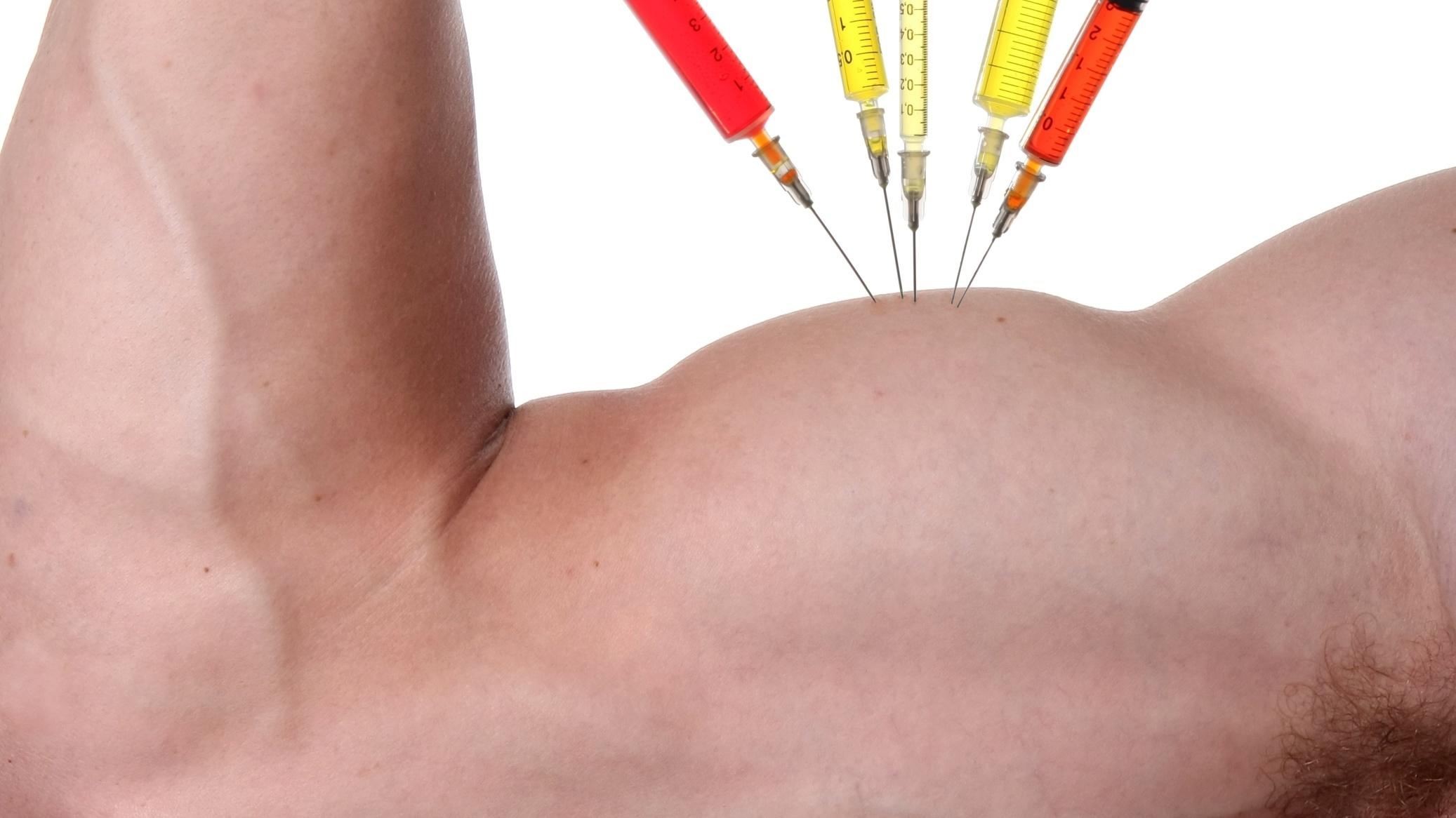 Steroids and Sedatives On The Increase Across Ireland