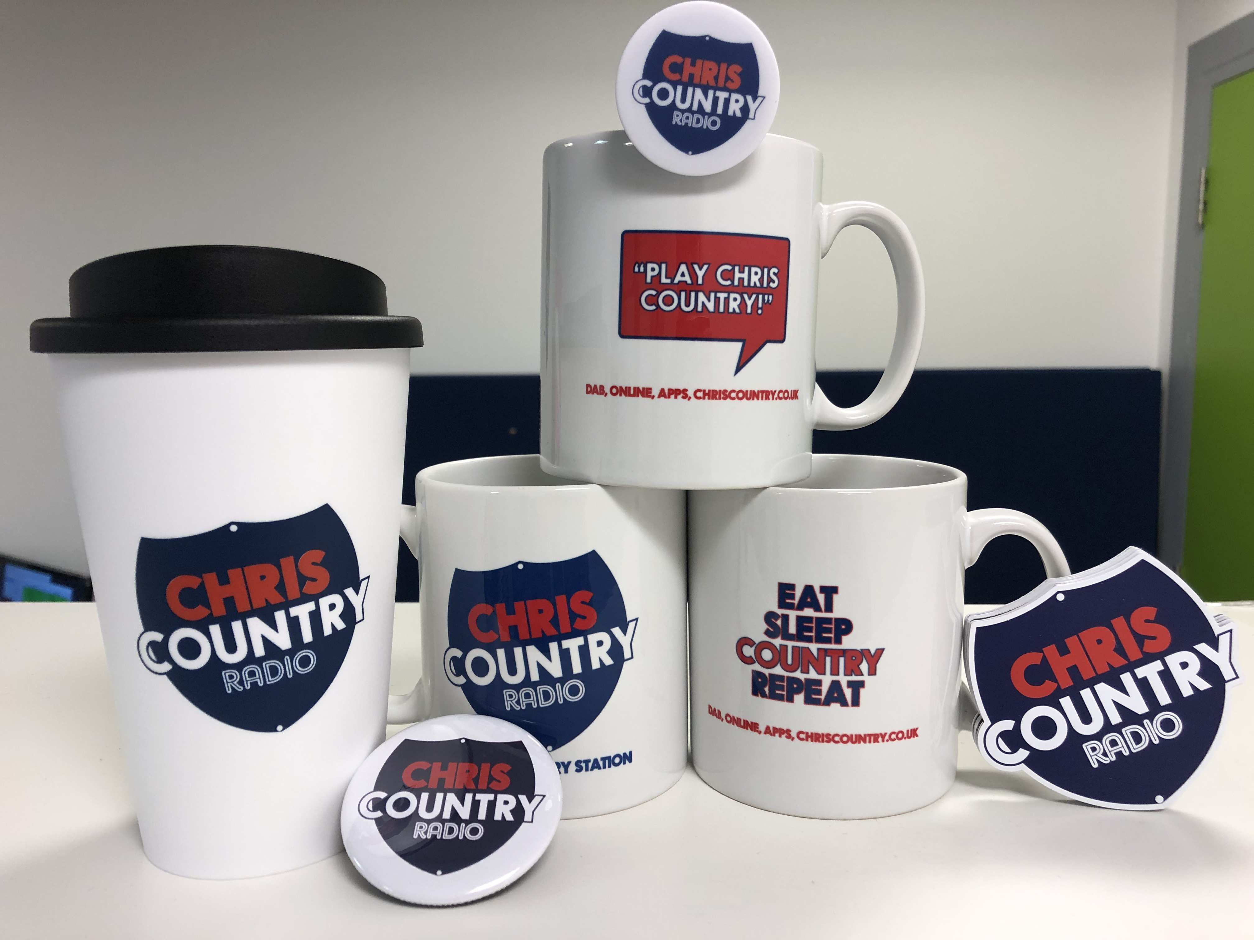Chris Country Radio - The UK's Country Station