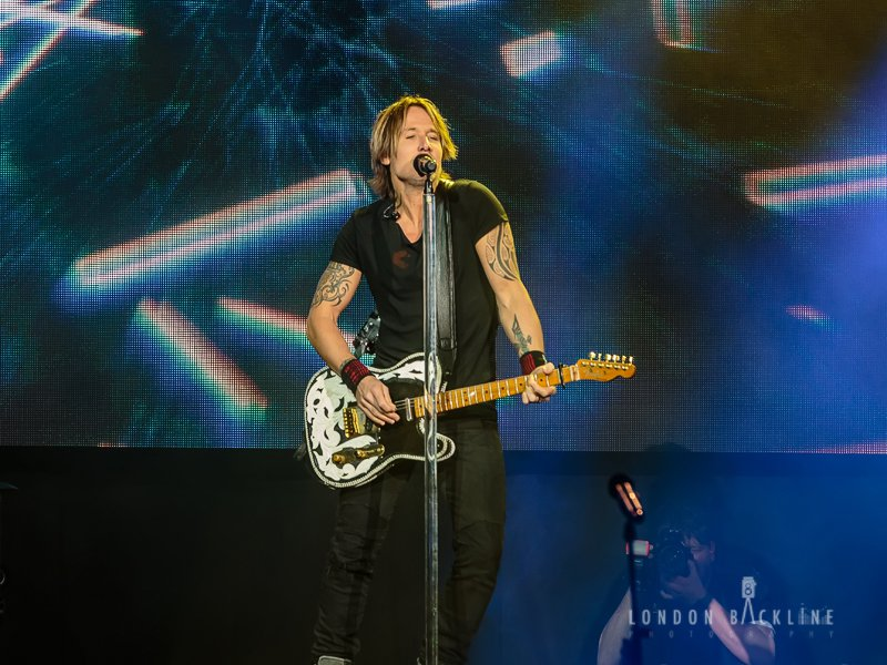 Keith Urban Answer Your Questions
