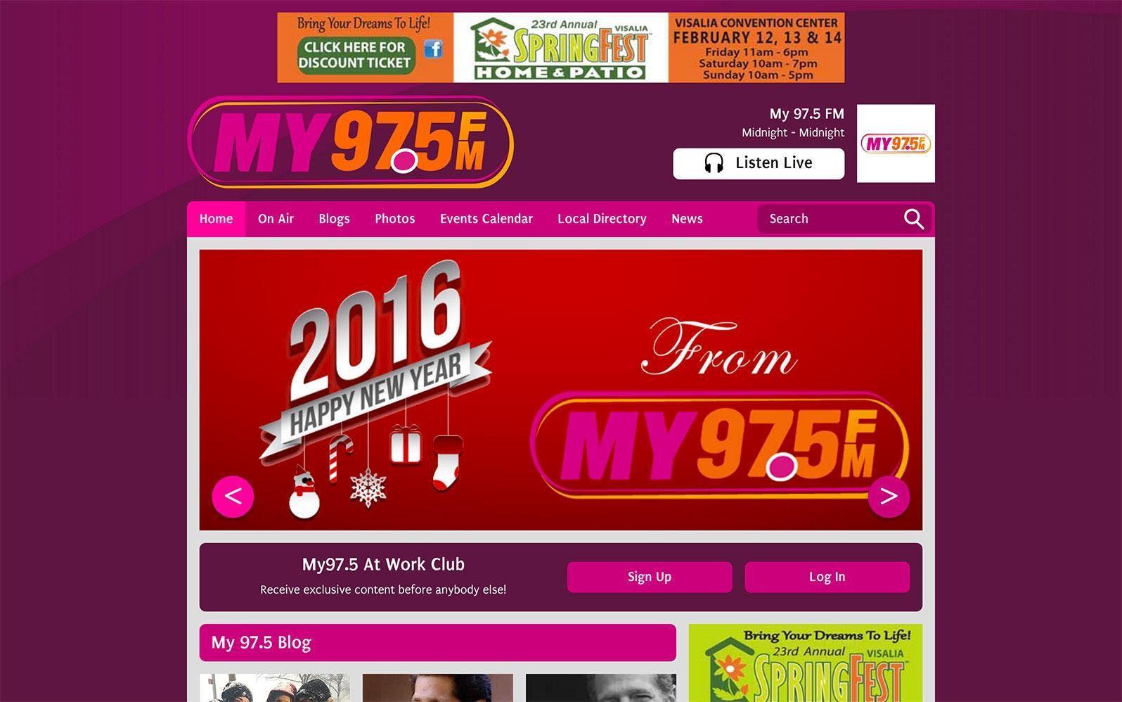 Hitz Homepage