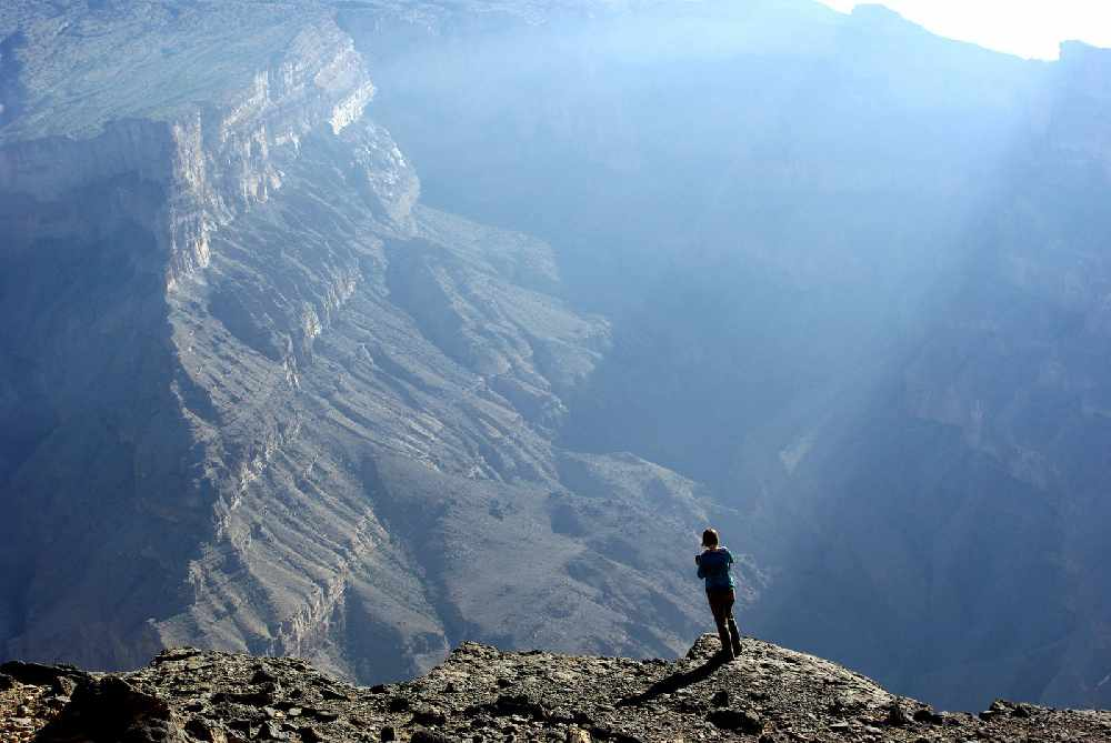 The Grand Canyon of the Middle East... They weren't wrong were they!