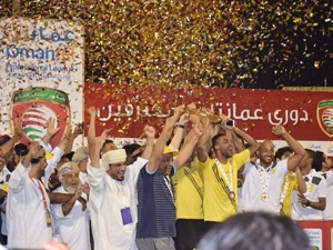 Omantel Professional League