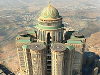 The world's largest hotel is opening in the Middle East!