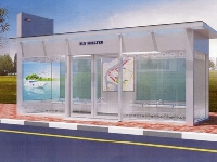 Air Conditioned Bus Shelters Are Coming To Oman!