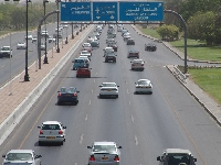 Oman is becoming a safer place to drive!