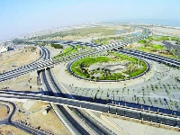 The Muscat Expressway is Now Connected to The Airport!