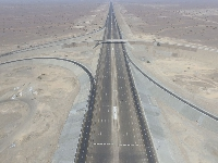The Batinah Expressway is open for traffic!