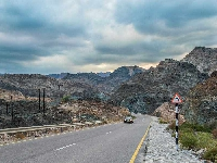 The new Yiti to Jebel Sifah road has opened!