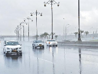 Light rain expected for Muscat today!