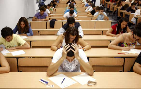 different ways of cheating in exams