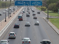 Oman's roads seem to be getting a little safer!