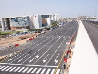 And ANOTHER new road has opened in Oman!