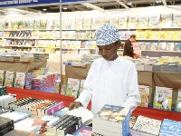 Huge turnout for the Muscat International Book Fair