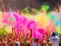 Where to celebrate Holi in Oman this year!