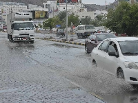 Rain and Hailstorms Expected to Hit Parts of Oman!