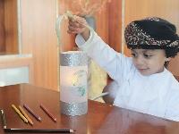 Spend Earth Hour at the Al Bustan!