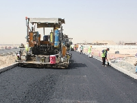 275km down, 84,975km to go on Oman's Giant Road Project!