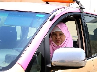 Ladies-only Taxis to be Introduced in Oman!