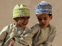 Oman 3rd Best Arab Country for Child Rights!