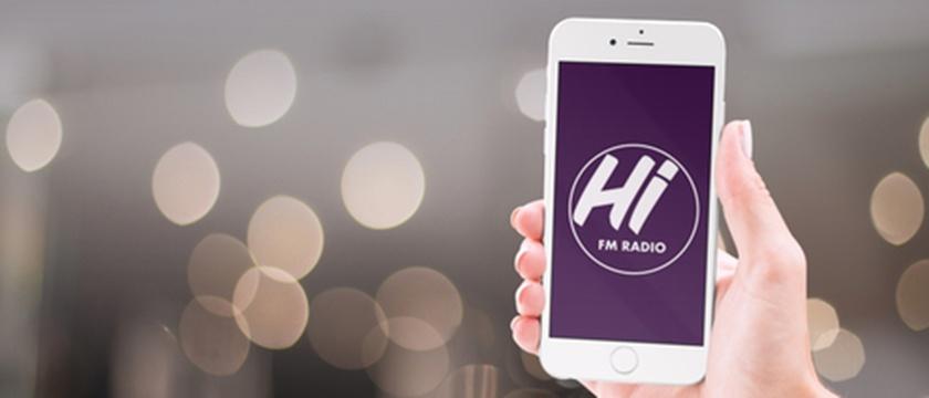 Hi FM App