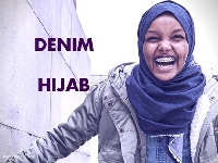 Denim Hijab