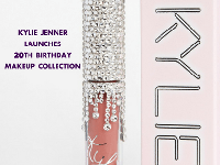 Kylie Jenner launches 20th Birthday makeup collection