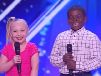 America's Got Talent's Cutest Couple?