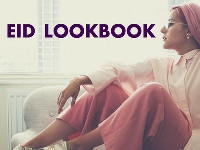 Here's an Eid Lookbook from Dina Tokio