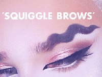 'Squiggle Brows'