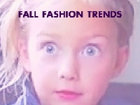 WATCH: Fall Fashion Trends from 7 year old Ava Ryan!