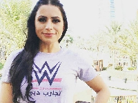 Meet the first Middle Eastern Woman to sign to WWE!