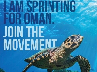 Become part of the movement and #SPRINTFOROMAN